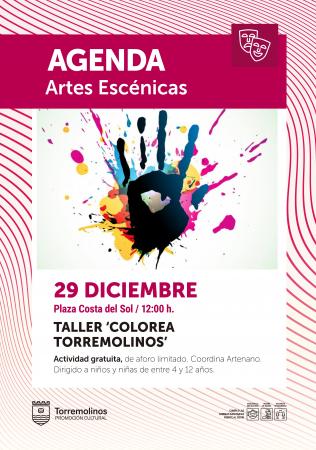 Taller Colorea Torremolinos