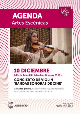 Concierto de Violín