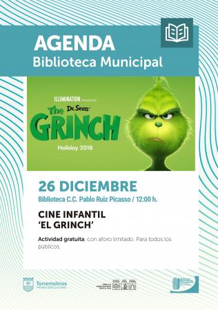 Cine infantil - El Grinch