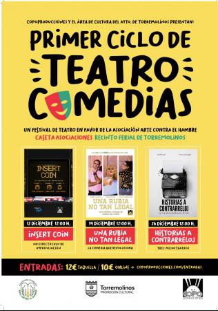 I Ciclo de Comedias - Historias a contrarreloj