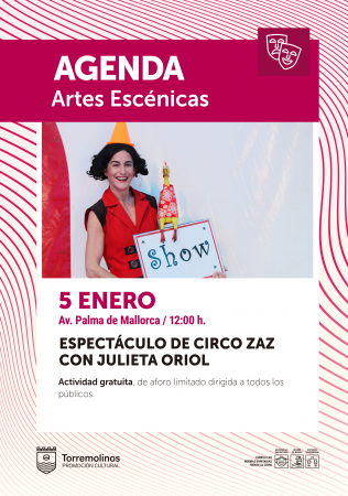 Show del Circo Zaz