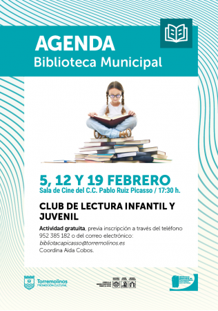 Club Lectura Infantil - Aida Cobos