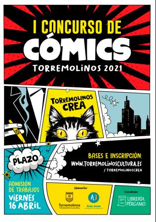 I Concurso de Cómics de Torremolinos - Último día para participar