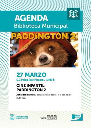 Cine Infantil: Paddinton 2