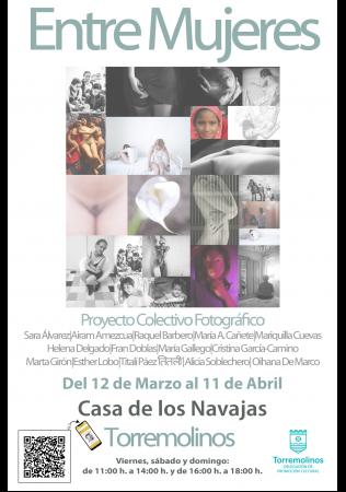Exposición de fotografía - Entre Mujeres