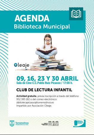 Club Lectura Infantil