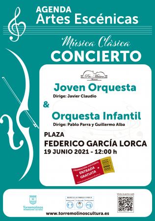 MÚSICA CLÁSICA - JOVEN ORQUESTA Y ORQUESTA INFANTIL