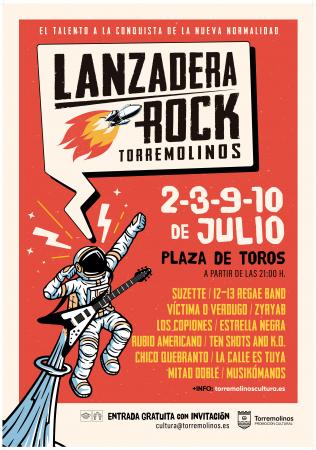 LANZADERA ROCK TORREMOLINOS