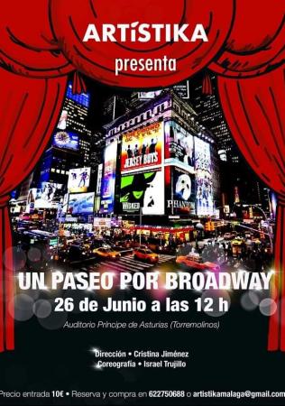 Musical - Un paseo por Broadway