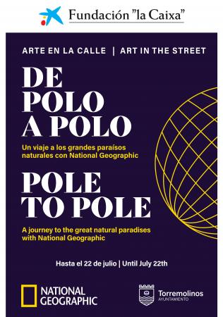 Exposición - De Polo a Polo. Los Grandes Paraísos de National Geographic