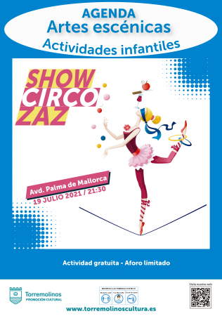 SHOW CIRCO ZAZ