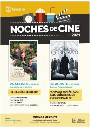 NOCHES DE CINE - EL JARDÍN SECRETO