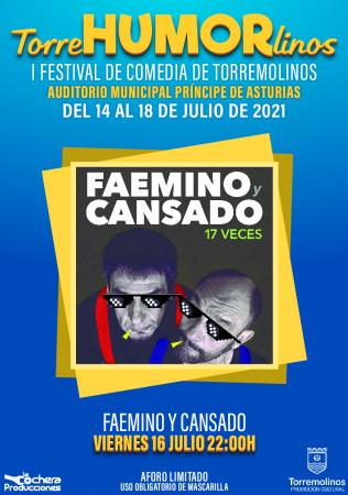 TORREHUMORLINOS - FAEMINO Y CANSADO