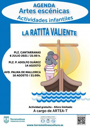 ARTEA-T - LA RATITA VALIENTE