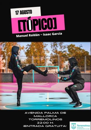 Espectáculo de Danza-Flamenco [Tópico], de Manuel Roldán