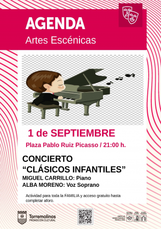 CONCIERTO CLÁSICOS INFANTILES
