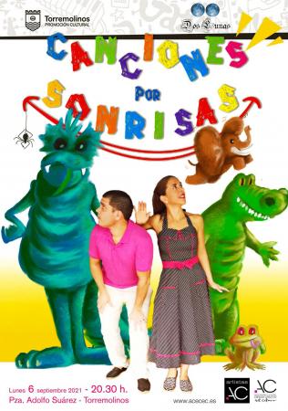DOS LUNAS  - CANCIONES POR SONRISAS