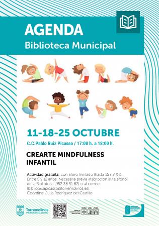 Crearte - Mindfulness Infantil