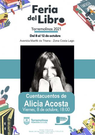 Cuentacuentos de Alicia Acosta