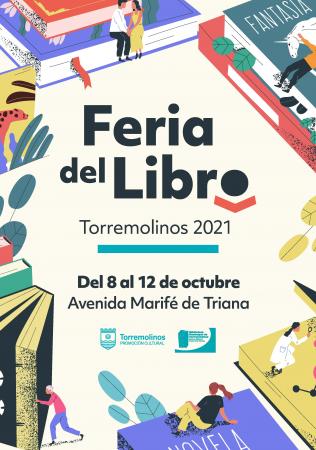 Firma de libros con Leila Lima