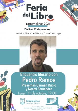 Encuentro literario con Pedro Ramos