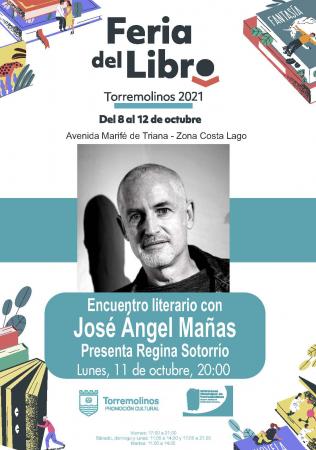 Encuentro literario con José Ángel Mañas