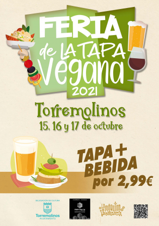 II Feria de la Tapa Vegana