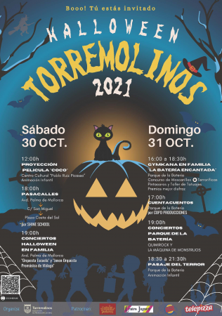 Halloween en Torremolinos - CONCIERTO HALLOWEEN EN FAMILIA