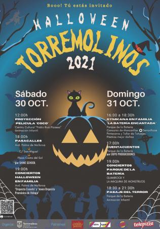 Halloween en Torremolinos - CONCIERTO QUIMIROCK