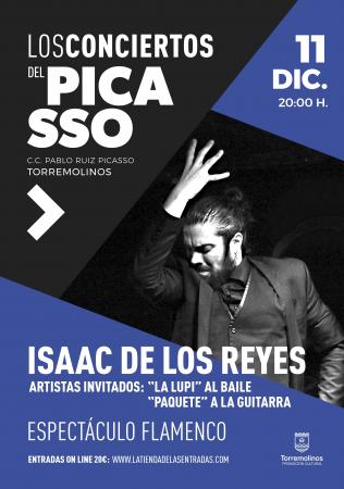 Espectáculo Flamenco de Isaac de los Reyes