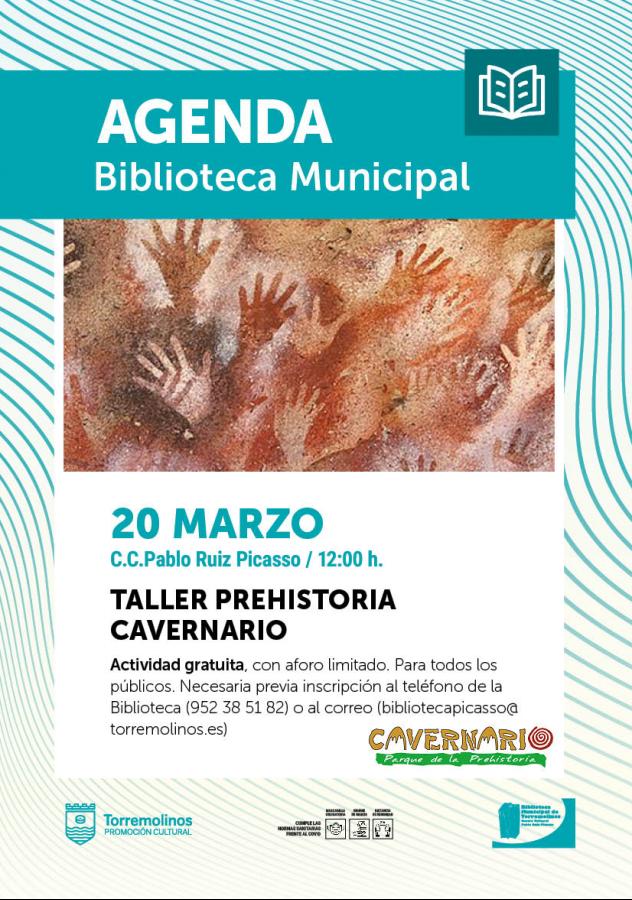 Taller de Prehistoria - Cavernario