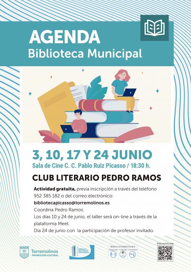 Club de Lectura - Pedro Ramos