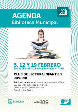 Club Literario Infantil - Aida Cobos