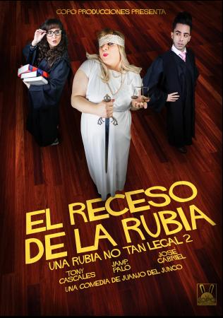 El receso de la rubia - Marzo el mes del teatro