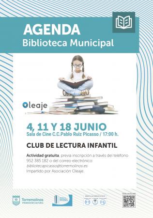 Club de lectura infantil - Planeta Historieta