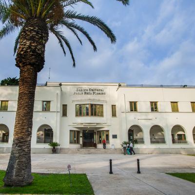 Biblioteca del Centro Cultural Pablo Ruiz Picasso