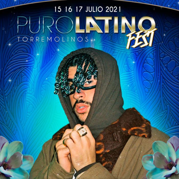 Bad Bunny confirma su participación en Puro Latino Fest Torremolinos
