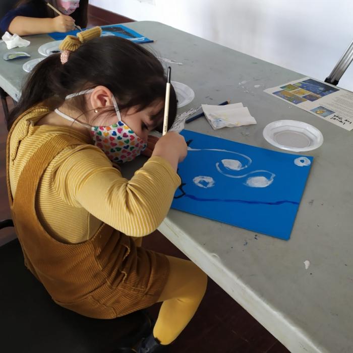 El taller de creación infantil Diver-Arte vuelve este sábado al Centro Cultural de Torremolinos