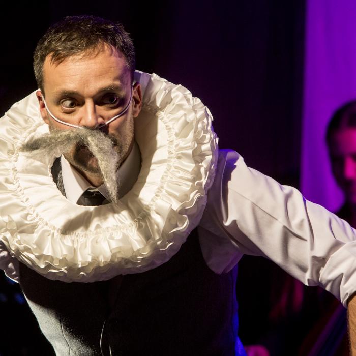 El Auditorio Municipal de Torremolinos abre sus puertas al 'Hambre' de la compañía La Líquida