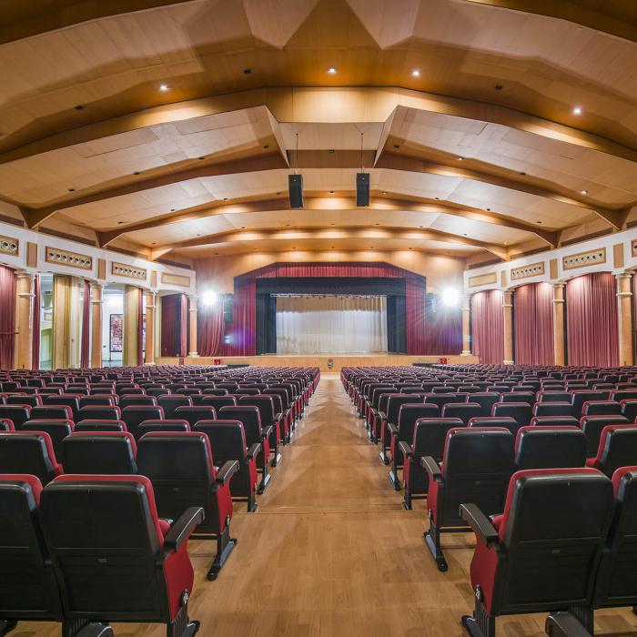 Torremolinos sitúa el Auditorio Municipal en la Red Andaluza de Teatros Públicos