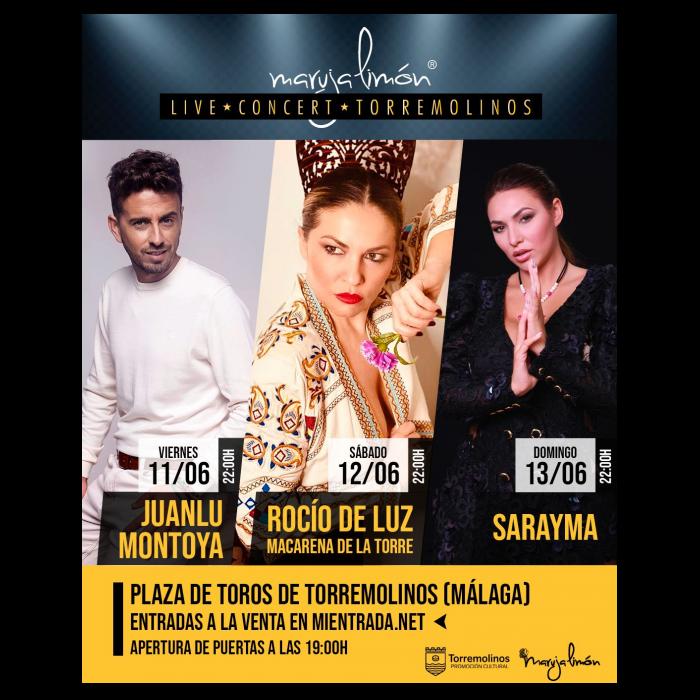 La Plaza de Toros de Torremolinos retoma los conciertos en directo a partir de junio