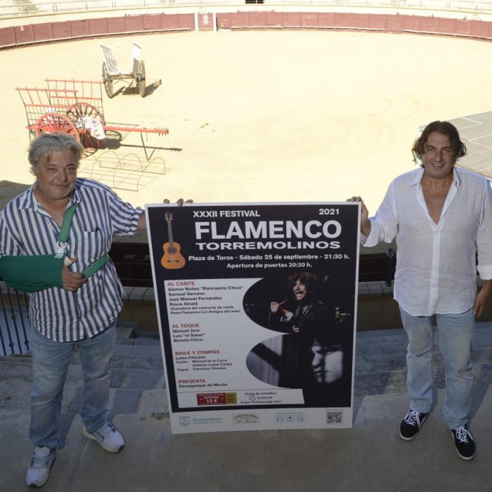 El XXXII Festival Flamenco de Torremolinos pone el colofón a la programación cultural del verano