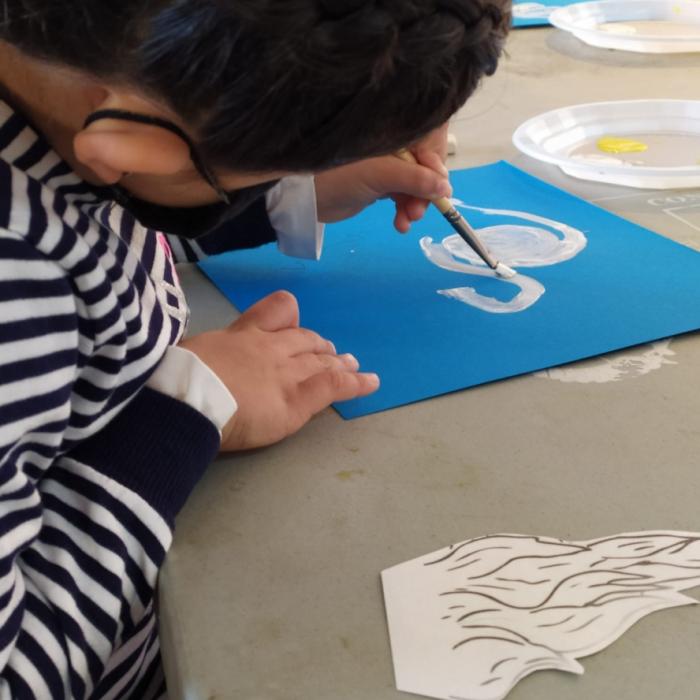 La creación artística infantil vuelve a Torremolinos con los talleres Diver-Arte
