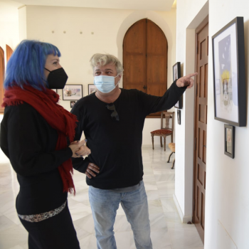 Torremolinos acoge una exposición fotográfica realizada durante el confinamiento por la artista Fran Doblas
