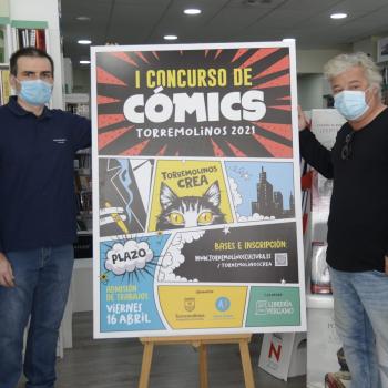 La concejalía de Cultura pone en marcha el I Concurso de Cómics de Torremolinos