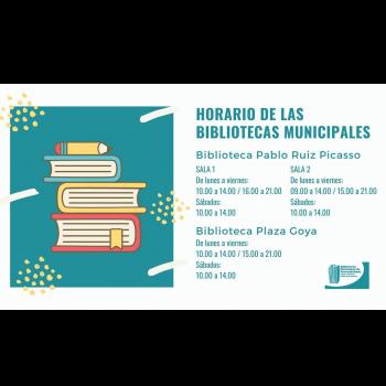 Las bibliotecas municipales de Torremolinos adaptan su horario a las nuevas medidas de la Junta de Andalucía